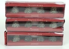 New Pottery Barn Christmas Tree Placecard Holders