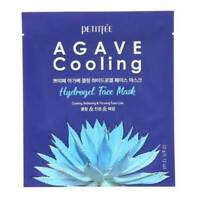 PETITFEE AGAVE COOLING Hydrogel Face Mask [1pc] Cool Soothe Calm Refresh [UK]