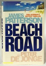 #BV, James Patterson;Peter De Jonge BEACH ROAD H/cover Postage Fast & FREE As...