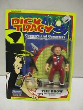 1990 Playmates Dick Tracy The Brow