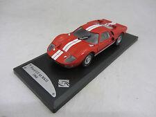 Excellent à l'échelle 01:43 FORD GT40 MK 2 1966