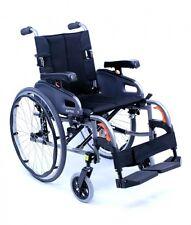 "Karman Flexx Ultra Lightweight Fully Adjustable Wheelchair  18"" x 18"""