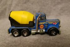 Matchbox: Peterbilt Cement Truck (1981) Vintage!
