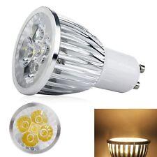 GU10 High-Power-15W Aluminiumlegierung 5x3w LED Lampe Strahler Warm weiß N1
