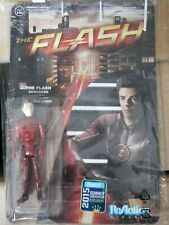 Funko Re-Action 3.75 - The Flash Unmasked Exclusive Grant Austin Detached Card
