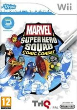 Marvel SHS Super Hero Squad Comic Combat uDraw - Nintendo WII