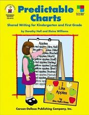 Predictable Charts, Grades K - 1 : Shared Writing for Kindergarten and First...