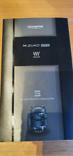 Olympos M.ZUIKO Digital Ed 12‑40mm 1:2.8 pro Lens - Black Dealer New Boxed