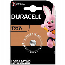 Duracell CR1220 3 V Lithium Coin Cell Battery 1220 DL1220 KCR1220, BR1220. 0103
