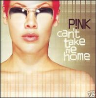 PINK - CAN'T TAKE ME HOME CD ( P!NK ) 90's POP *NEW*