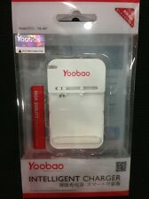 Yoobao Battery Charger For Smartphones Samsung Galaxy Note Nokia Lumia LG HTC