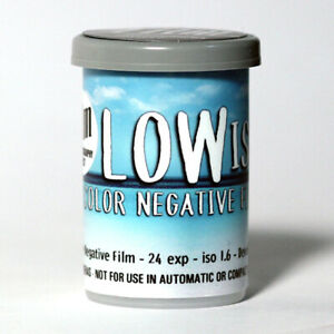 35mm Color - FPP Low ISO Color Film(1 Roll)
