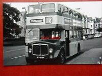 PHOTO  DOUGLAS CORPORATION AEC REGENT V BUS NO 3 REG 8124 MN V2