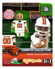 OREGON STATE BEAVERS CAMPUS COLLECTION #00 OYO MINIFIGURE NEW FREE SHIPPING