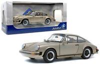 1/18 Solido 1977 Porsche 911 3.2 Carrera Diecast Model Car Bronze S1802602