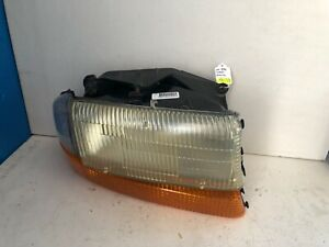 97-04 Dodge Dakota 98-03 Durango OE Style Headlights + Bumper Signal Lamps