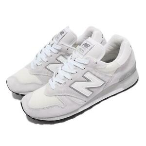 New Balance 1300 Made In USA Grey White Men Unisex Casual Shoes M1300CLW D