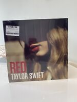 RARE Taylor Swift Red NEW & SEALED Vinyl Record Music Album Double 2 LP SOLD OUT