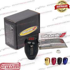 5 SPEED MANUAL GEAR SHIFT KNOB BLACK M10x1.25 SKUNK2 RACING 1 Year Warranty