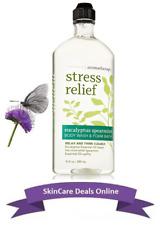 Bath and Body Works Aromatherapy Eucalyptus Spearmint Body Wash 10 fl oz.