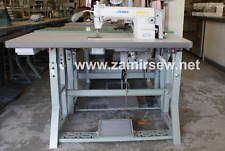 Juki Ddl-5550N Single Needle Industrial Machine + table,servo motor, led lamps