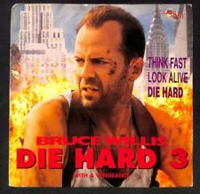 Action Movie Die Hard w/ A Vengeance Bruce Willis Malaysia Ld Laserdisc Ld1187