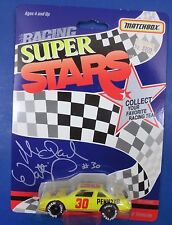 Michael Waltrip #30 Pennzoil 1992 Chevy Lumina 1:64 Matchbox Super Stars MOC
