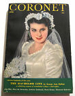 Coronet Monthly June 1941 Bride Bachelor Life English Americana Color Foldout
