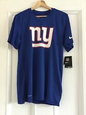 Nike NFL New York Giants Team Apparel Shirt Small