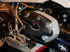 Slider moteur carbone droit R&G Racing BMW R1200S 06-11 / R1200ST 05-12