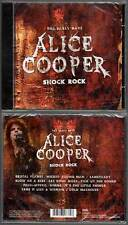 "ALICE COOPER ""Shock Rock - The Early Days"" (CD) 2011 NEUF"