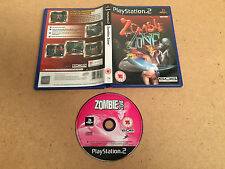 Zombie ZONE-Playstation 2 (PS2-REGNO UNITO PAL) testato/lavoro