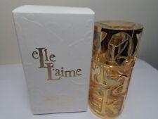 New LOLITA LEMPICKA ELLE L' AIME  SHE LOVES HIM Eau de Parfum 50ml 1.7oz
