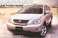 "TOYOTA HARRIER 350G ""PREMIUM L PACKAGE"" - KIT AOSHIMA 1/24 n° 03953"
