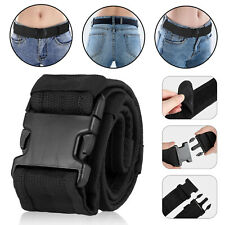 Tactical Belt - Men's Quick Release Military Nylon Buckle Waistband Webbing Gift