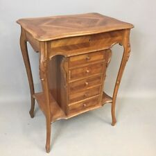 French Walnut Louis Style Work Table    Ref a14446