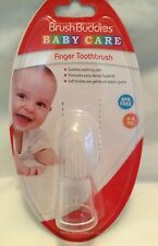 baby care finger toothbrush ages 0-3 years