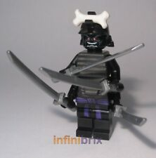 Lego Lord Garmadon Minifigure (Legacy) from sets 70664, 70679 Ninjago NEW njo505