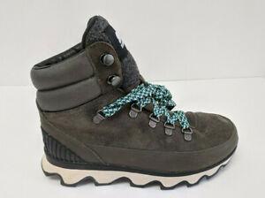 Sorel Kinetic Conquest Winter Boots, Alpine Tundra, Women's 7 M