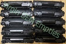 40 Virgin Genuine Empty HP 83A Laser Toner Cartridges FREE SHIPPING NOT INTROs