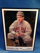 Tris Speaker, Boston, ArtCard #3 - Baseball card of HOF player c.1910s