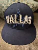 New Era 9Fifty Dallas Cowboys NFL Football Cap Hat Size 7