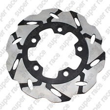 Black Motorcycle Rear Brake Disc Rotor For Suzuki GSXR 600 GSXR750 2006 2007