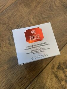 Body Shop, Roots of Strength Firming Shaping Day Cream 50ml RRP £28