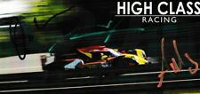 HIGH CLASS RACING BECHE ORECA LMP2 LE MANS HAND SIGNED PROMO CARD LMP2 2019