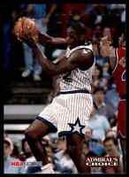 1993-94 NBA HOOPS ADMIRAL'S CHOICE SHAQUILLE O'NEAL ORLANDO MAGIC #AC4 INSERT
