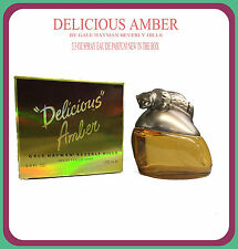 DELICIOUS AMBER BY GALE HAYMAN BEVERLY HILLS EDP 3.4 OZ WOMEN'S NEW IN THE BOX
