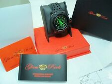 New in Box - Mans Wrist Watch - Glam Rock - Race Track - Chronograph