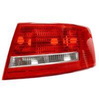 Feu Arrière pour Audi A6 S6 Quattro 2005-2008 No Ampoules Rouge Droit Clignotant