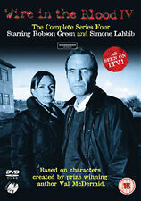 DVD:WIRE IN THE BLOOD SERIES 4 - NEW Region 2 UK